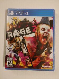 Rage 2 -- Standard Edition (Sony PlayStation 4, 2019)