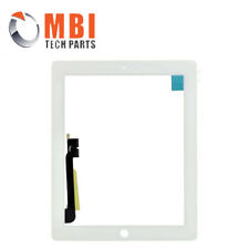 Replacement Touch Screen Glass Digitizer iPad 3/4 3rd + 4th Generation - White