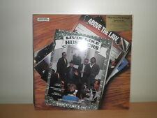 """Above The Law """"Livin' Like Hustlers"""" LP Neuf / New / LTD / Reissue / Clear Vinyl"""