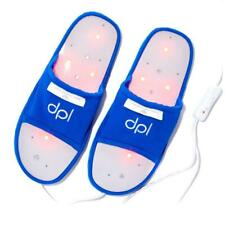 Revive dpl Flex RED Light Therapy Arthritis Pain Relief Foot Slippers LARGE NEW!