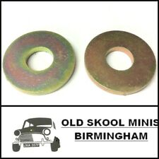 CLASSIC MINI REAR HUB NUT WASHER PAIR BTA672 AUSTIN MORRIS COOPER ROVER BF17