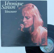 """LP 33T Véronique Sanson  """"Vancouver"""" - (TB/B)"""