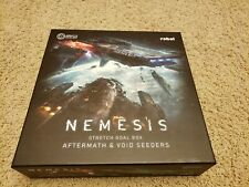 Nemesis Stretch Goals: Aftermath and Void Seeders unplayed with Medic