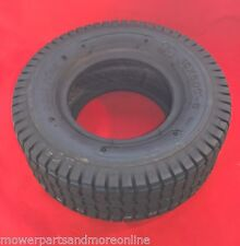 COMMERCIAL GRADE LAWN MOWER TYRE  16 x 6.50 x 8  4 PLY TURF SAVER PATTERN