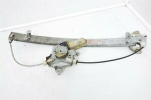 1999 - 2002 Nissan Quest Front Driver Door Power Window Motor 80721-7B000