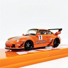 Tarmac Works 1:64 RAUH-Welt Porsche RWB 993 Jagermeister #7 Race
