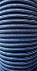 20m cavo-espansore NERO CAVO IN GOMMA 8MM rete MULTIFLEX corda