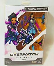Hasbro OVERWATCH Ultimates SOMBRA 6in Action Figure NEW IN STOCK Blizzard