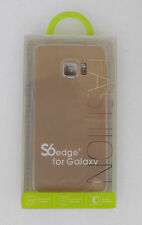 CUSTODIA SAMSUNG GALAXY S6 EDGE+ G-CASE PROFESSIONAL X TRASPARENTE G925F