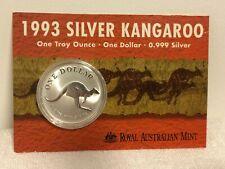 1993 RAM Silver Kangaroo
