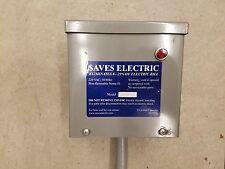 SAVES ELECTRIC Home Energy saver KVAR Unit (200 Amp)