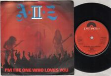 """AIIZ I'M The One Who Loves You  7"""" Ps, Orig 1981 Nwobhm Single Featuring Simon W"""