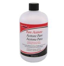 Super Nail Pure Acetone Polish Remover 235 ml