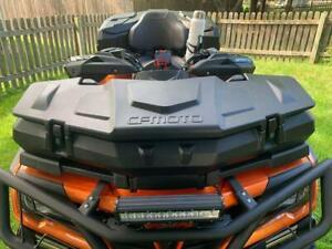 Front Box ATV CFMOTO 800xc/850xc/X8/X10 Front Box