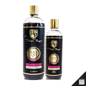 Robson Peluquero Black Love Hair Straightening Treatment Progressive Keratin Kit