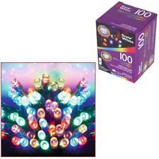 Luci di Natale multicolore interno/esterno