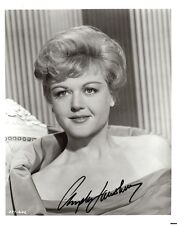 ANGELA LANSBURY SIGNED AUTOGRAPHED 8x10 PHOTO HOLLYWOOD LEGEND BECKETT BAS