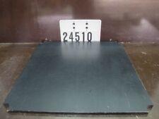 USM Haller Tischplatte Eiche Schwarz 75x75cm #24510
