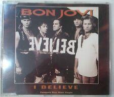 Bon Jovi I Believe CD-Single UK 1993 3 temas live