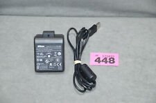 Genuine Nikon EH-68P AC Power Adapter Battery Charger 5V 0.5A With USB Cable