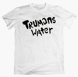 TRUMANS WATER T-shirt, Fugazi, Polvo, Superchunk, Sebadoh Sonic Youth Live Skull