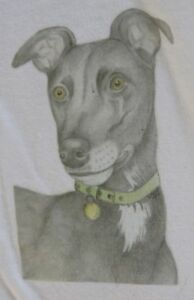 Greyhound T-Shirts & Sweatshirts Baby,Child and Adult sizes. From drawn designs