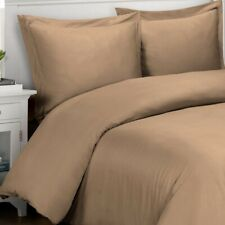 500 Thread Count 100% Cotton, Single Ply, 2-Piece Twin/Twin Xl Duvet Cover Set,