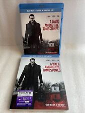 A Walk Among The Tombstones (Blu-ray + Dvd + Digital w/Slipcover) New Other