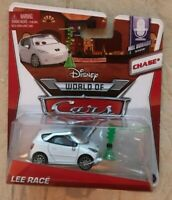 Disney Pixar Cars Lee Race - Chase - 2014 Mel Dorado Show - New In Box
