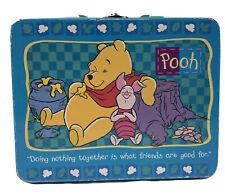 Winnie The Pooh Eeyore Metal Lunch Box