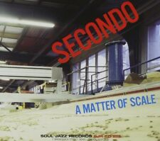 SECONDO - A MATTER OF SCALE  CD NEW+