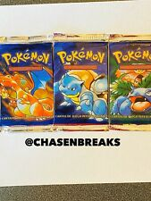 Pokemon Factory Sealed Base Set Spanish Booster Pack Art Set Charizard+