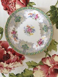 Shelley China Georgian Butter Plate