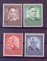 Bund 1953 - Wohlfahrt - MiNr. 173/176 postfrisch** - Michel 100,00 € (377)