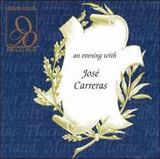 An Evening with Jos' Carreras (CD, Oct-1999, Opera D'Oro)