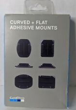 GoPro AACFT-001 Curved + Flat Adhesive Mounts NEW