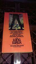 The Long Walk by Richard Bachman (Stephen King) RARE  1st Edition,3rd Printing