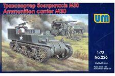 UNIMODELS 226 1/72Ammunition Carrier M30