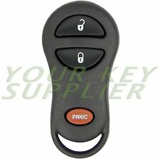 New Chrysler Dodge Jeep Keyless Entry Remote Key Fob Transmitter Clicker
