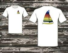 Hobie Cat Line Drawing T-Shirt