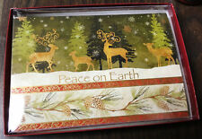 Leanin Tree Boxed Christmas Cards (10)