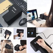 Große Enter Taste Anti Stress Relief Supersized USB Enter Key Unbreakable Pillow