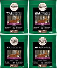 Nutro Feed Clean Wild Frontier Venison & Beef Adult Dog Food BB DEC 2019 4X1.5kg