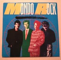 Mondo Rock 1985 Columbia Promo Cleaned Vinyl LP Playtested BFC40143 Self-Titled