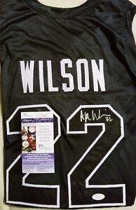 A'Ja Wilson Signed Custom South Carolina Gamecocks Jersey Size L JSA CERTIFIED