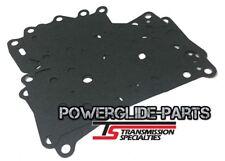 POWERGLIDE  Transmission Pro Brake Trans Brake Valve Body Gaskets x2 Transbrake