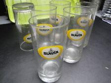 Lot de 6 Verres SLAVIA