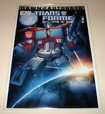 The TRANSFORMERS : ROBOTS IN DISGUISE # 28  IDW Comic  April 2014   NM