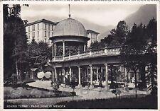 BRESCIA DARFO BOARIO TERME 31b Cartolina FOTOGRAFICA viaggiata 1952