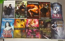 LOT 10 PARANORMAL ilona Andrews MAGIC BITES Jeanne C Stein LEGACY BECOMING HEXED